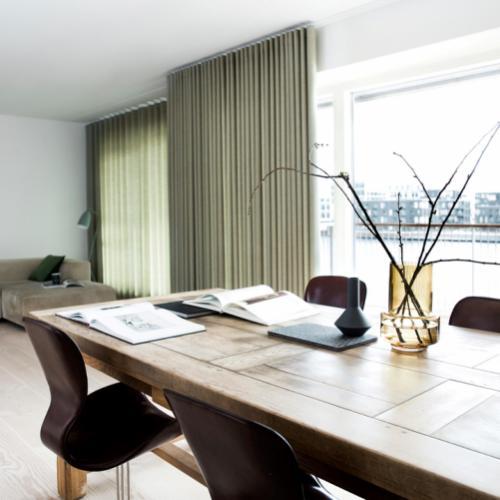 Alvorlig Eksklusive lange gardiner i hotelstil er en af tidens helt store UR-59